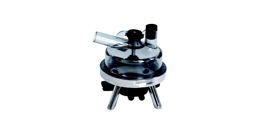 COLETOR COMPLETO BASE INOX 350 CC