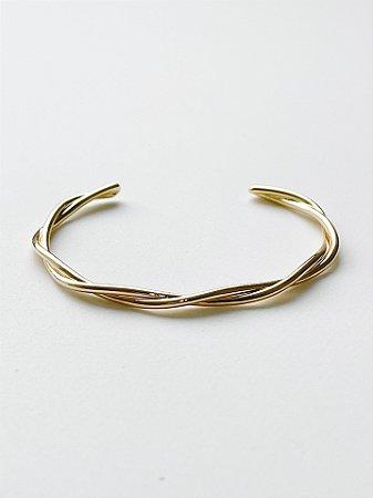 Bracelete Enrolado - SEMIJOIA