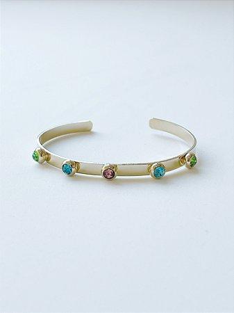 Bracelete Pontos de Luz - SEMIJOIA