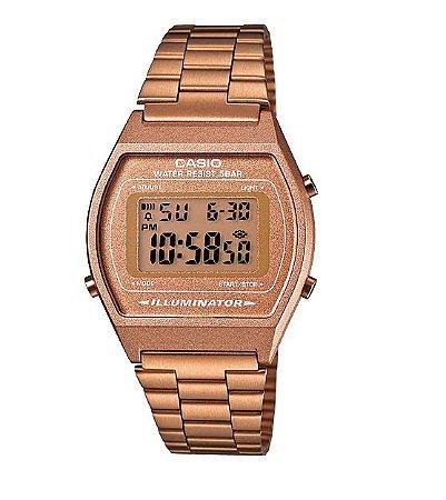 Relógio Casio Rosé Vintage Digital