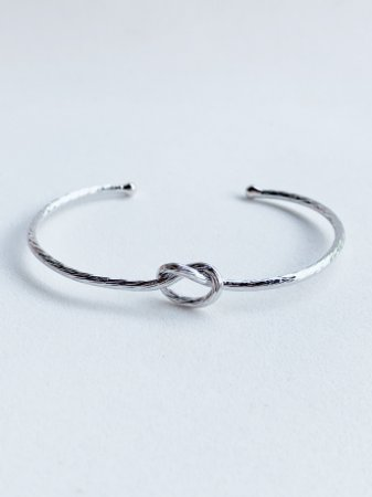 Bracelete Nó Semijoia