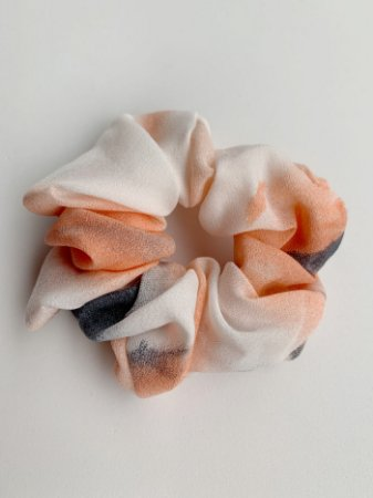 Scrunchie Tie Dye Crepe