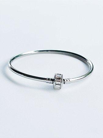 Bracelete Aro de Aço