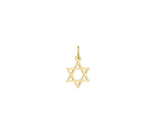 Pingente Estrela de Davi