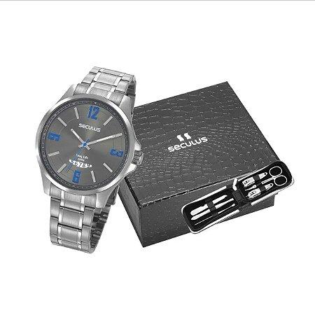 Relógio Seculus 77031g0svna1