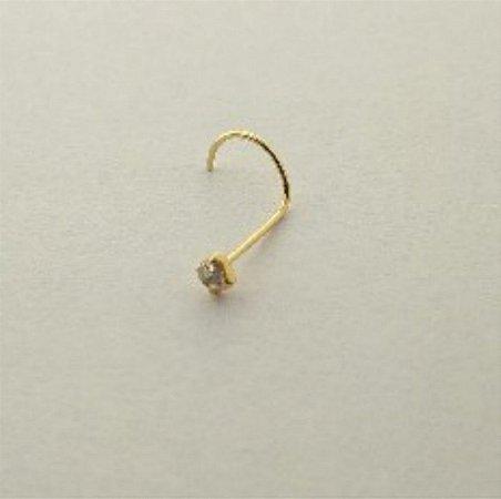 Piercing de Nariz em Ouro 18k
