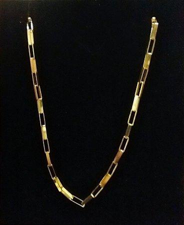 Corrente Cartier Ouro 18k 60 cm