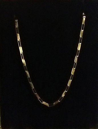 Corrente Cartier Ouro 18k 70 cm