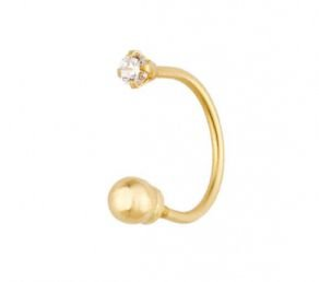 PIERCING OURO 18K