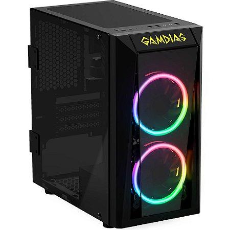 Gabinete Gamer Gamdias Talos E1 Mid Tower RGB