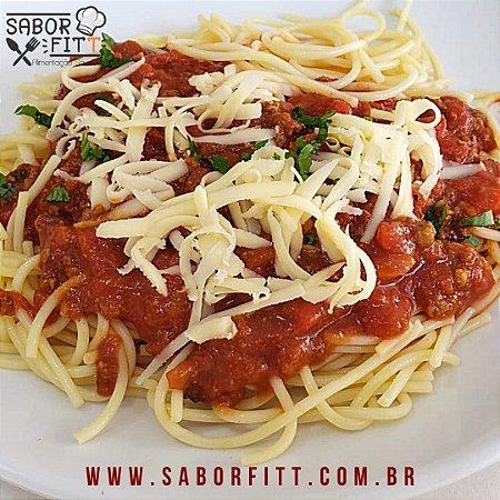 Espaguete sem Glúten à bolonhesa (350 Gramas)