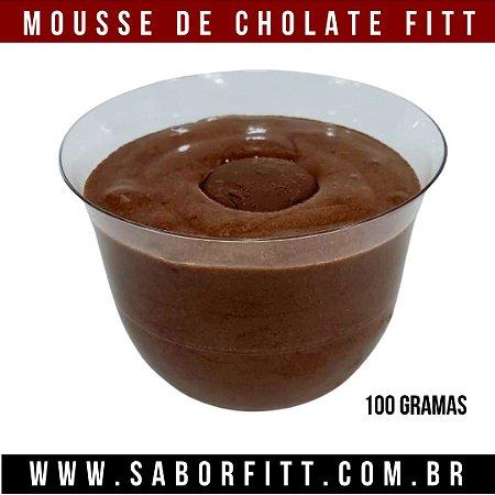 Mousse de chocolate 70% cacau (100 Gramas)