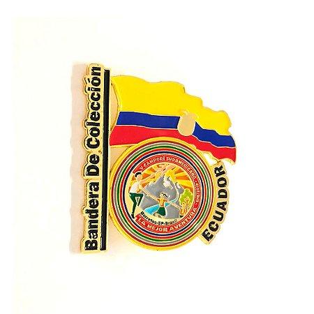 Pin, DSA Bandera de Colección, Ecuador