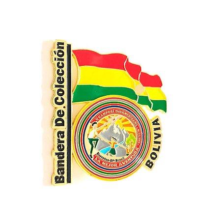 Pin, DSA Bandera de Colección, Bolivia