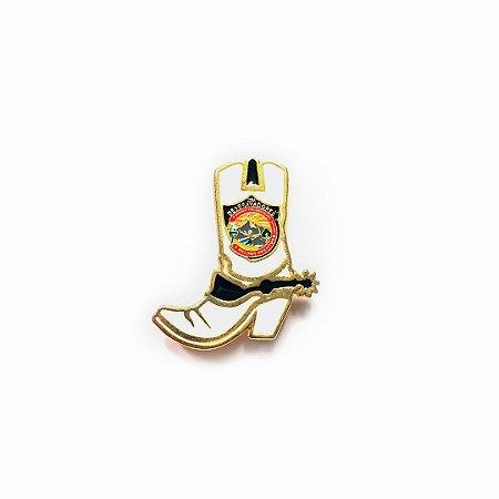 Pin, DSA2019, Bota, Branca, Desbravadores