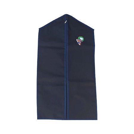 Porta uniforme, Azul com emblema D4