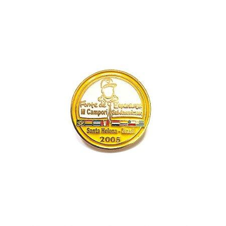 Pin, DSA 2005, Redondo