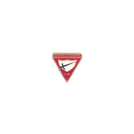 Pin, logo DBV