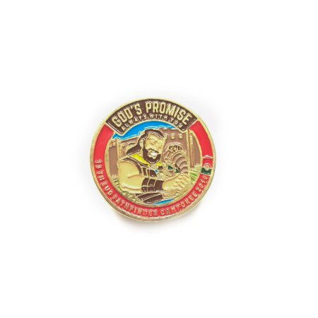 Pin, God's Promise, Always with you