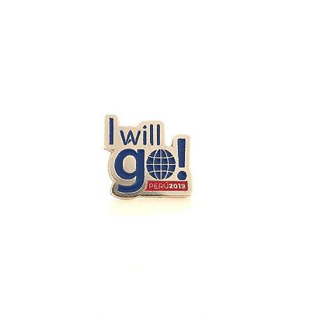 Pin, I Will Go!