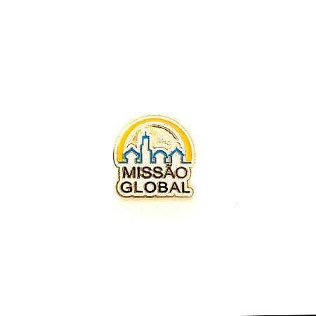 Pin, Missão Global