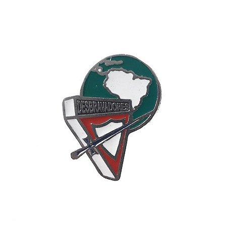 Pin, logo D4