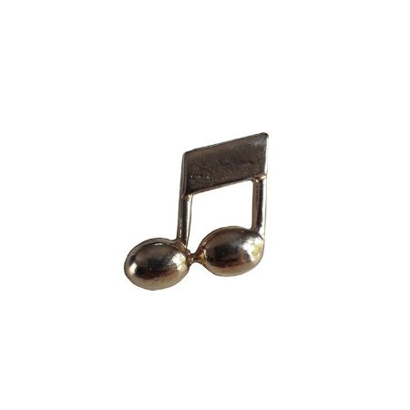 Pin, figura musical, colcheia
