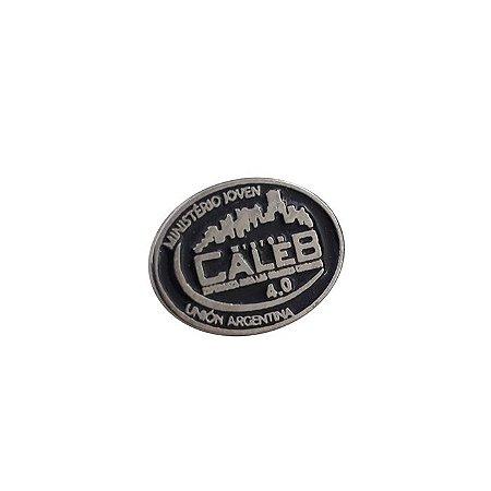 Pin calebe, Unión Argentina, 4,0