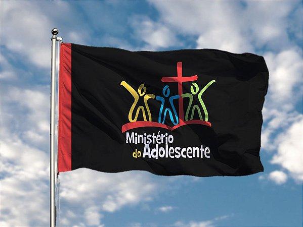 Bandeira, Ministério do Adolescente sublimada