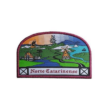 Emblema de Campo, Norte Catarinense, Aventureiro