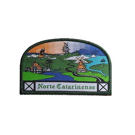 Emblema de Campo, Norte Catarinense, Desbravador