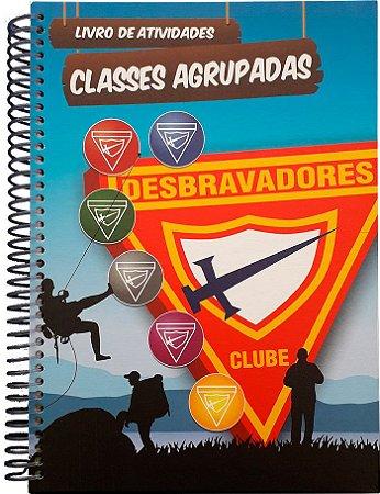 Caderno de classes Agrupadas