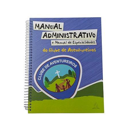 Manual Administrativo Aventureiros