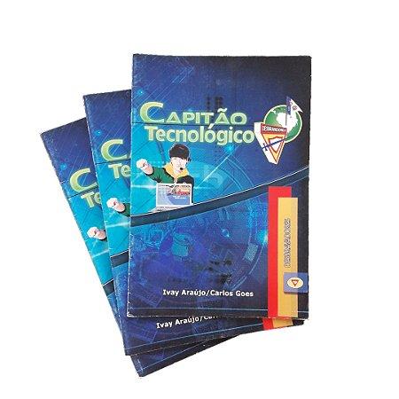 livro, Capitão Tecnológico