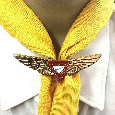 Prend. de lenço, Logo D3 com asas