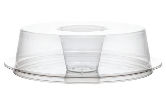 Forma Forneável para Pudim 1100 ml (120 unidades)