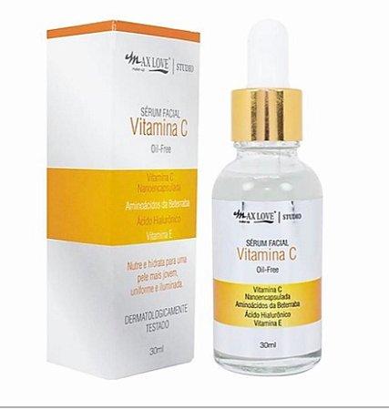 Vitamina C Serum facial - Max Love