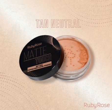 Po Matte Touch Ruby Rose
