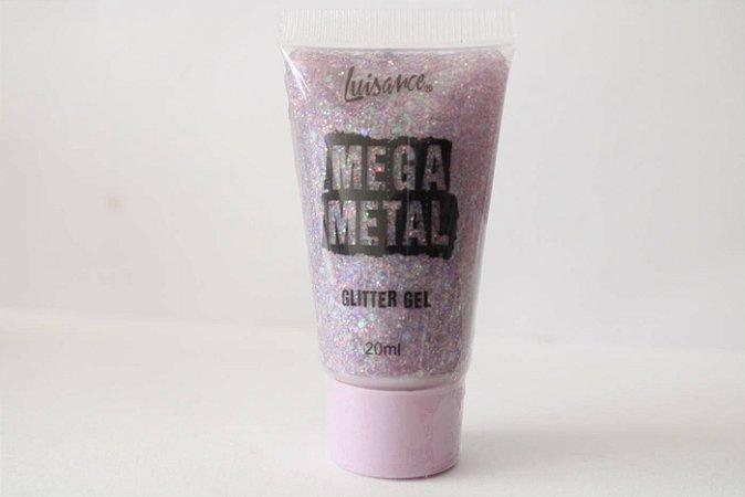 Mega Metal - Glitter Gel