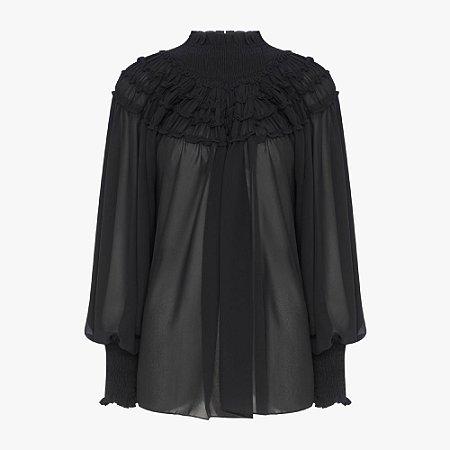 Blusa Filippa Black