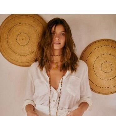 Camisa  Off White Laura Blouse