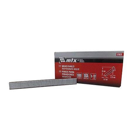 Pinos P/ Pinadores Pneumáticos 10mm x 1,25mm 576029 MTX
