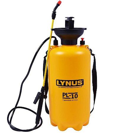 Pulverizador Manual 10 Litros Pl-10 Lynus
