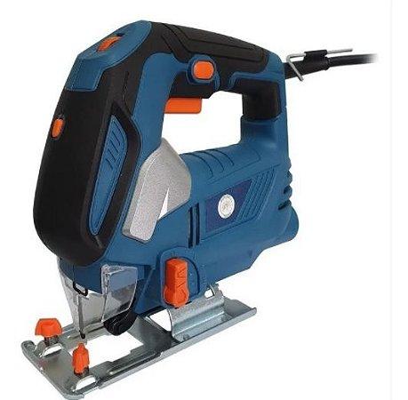 Serra tico tico Profissional 900W  Corte 45º Guia Laser SH