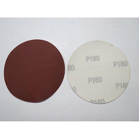 Disco De Lixa Com Aderência Grao 180 125mm 10x1 738659 Mtx