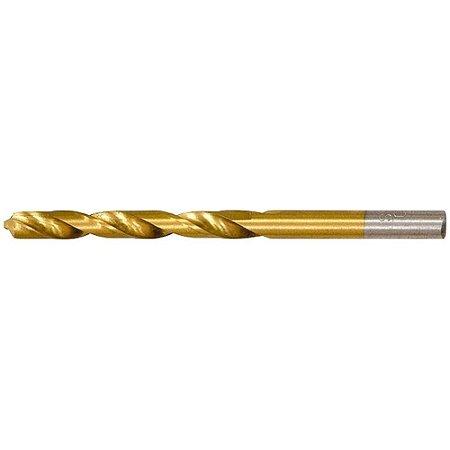 Broca para Metal 4mm x 75mm Nitride Titanium 7174009 MTX