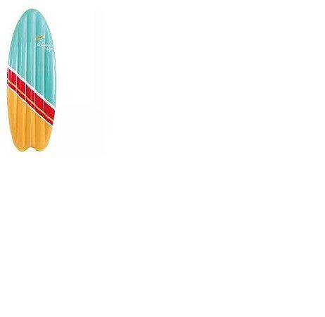 Boia Colchão Prancha Surf Inflável Infantil Unissex Intex