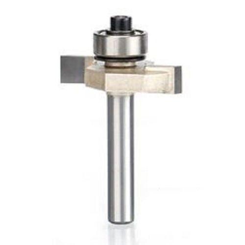 FresaTCanal Debrum1/4Haste 6mm rolamento CT-16040404 Ctphor