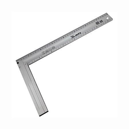 Esquadro De Alumínio 16 Pol 400 mm 324479 MTX