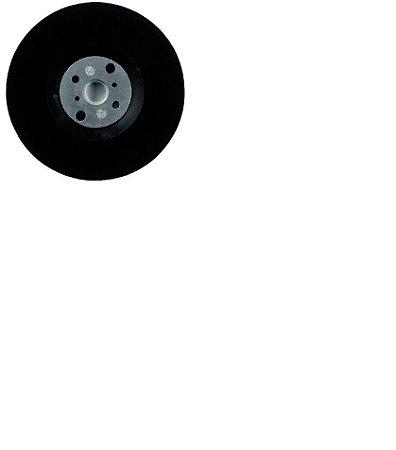 Suporte Disco Lixa em Borracha 125mm 3413 Lotus